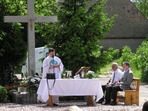 Msza za mieszkańców 2009