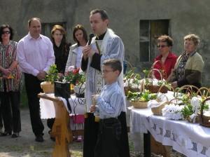 Święcenie Pokarmów 2011
